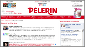 article Le Pèlerin
